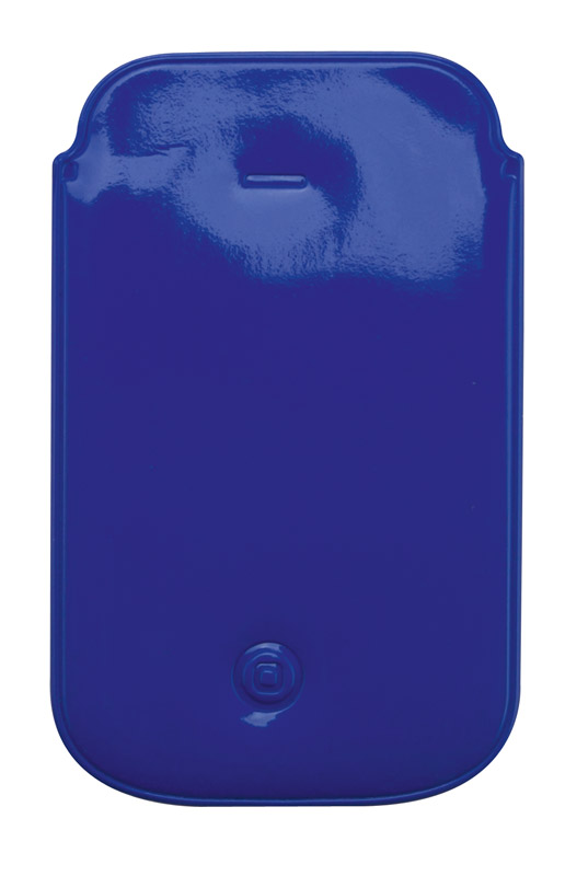 Modrý obal na iPhone