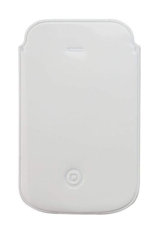 Bílý obal na iPhone