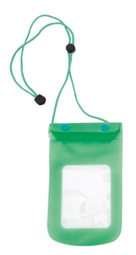 Tamy zelené voděodolné pouzdro na mobil