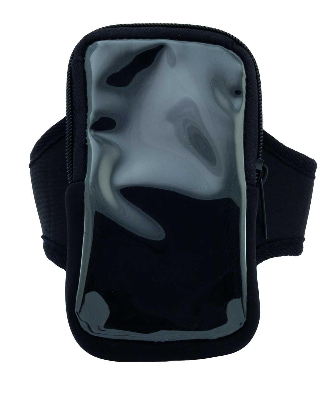 Tracxu černé pouzdro na mobil
