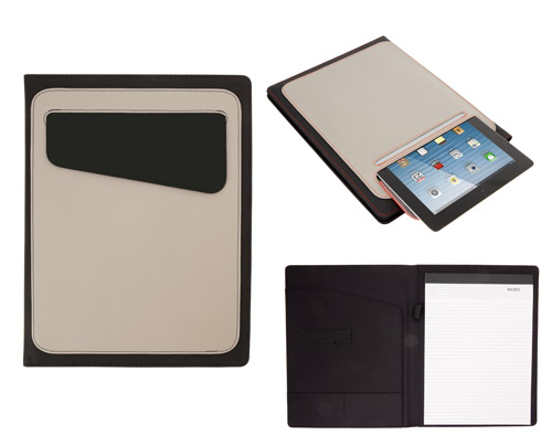 Cora černé pouzdro na iPad