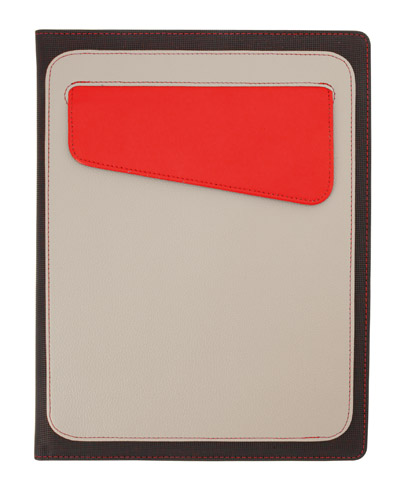 Cora červené pouzdro na iPad