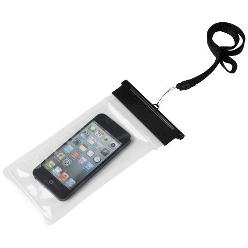Černý voděodolný vak Splash mobile