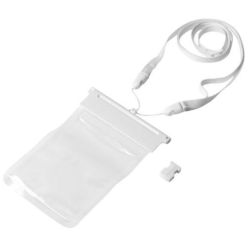 Bílý voděodolný vak Splash mobile
