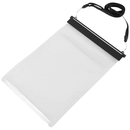 Černý voděodolný obal Splash iPad
