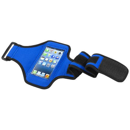 Modrý pažní pás pro iPhone5
