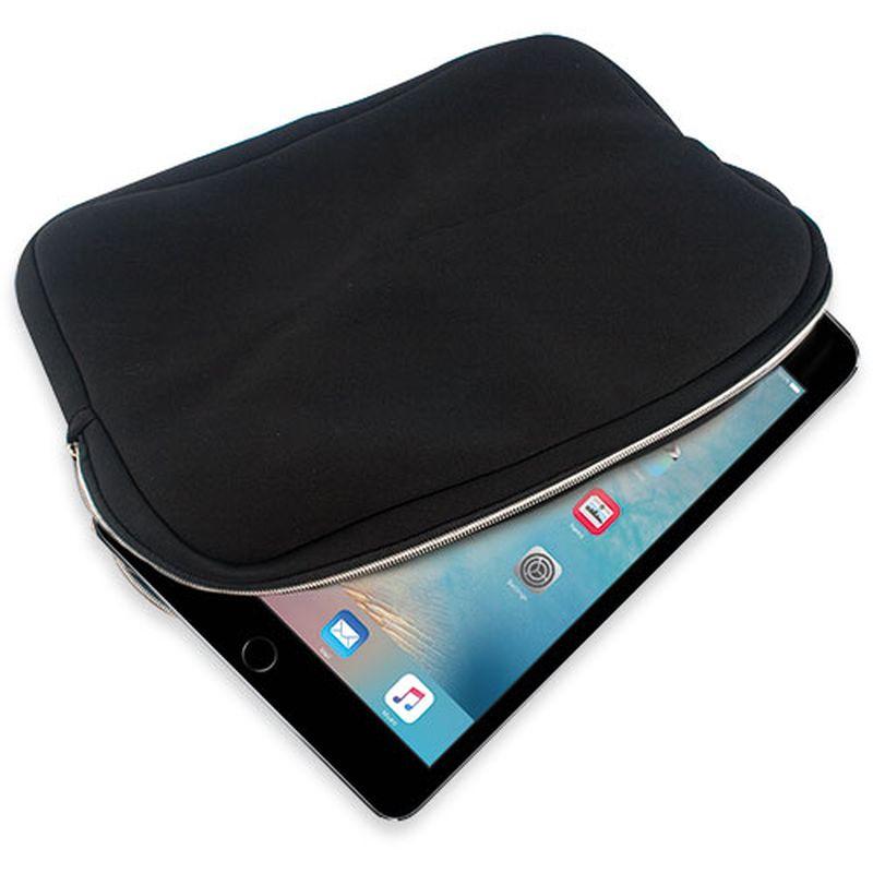 Neoprénový obal na tablet černý