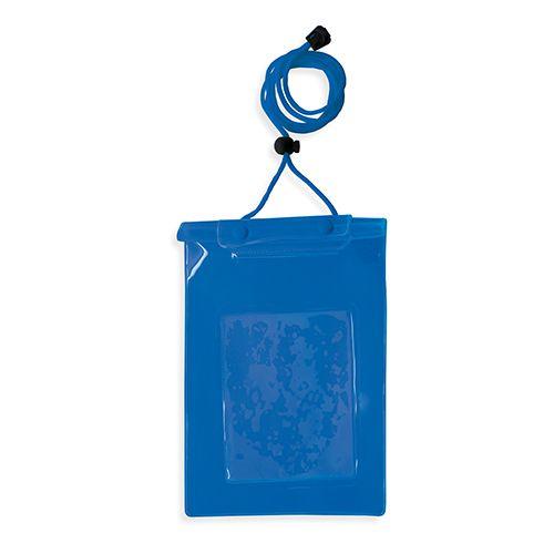 Voděodolná kapsička modrá