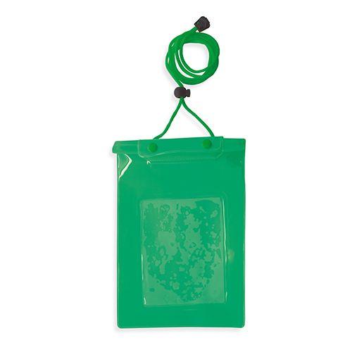 Voděodolná kapsička zelená