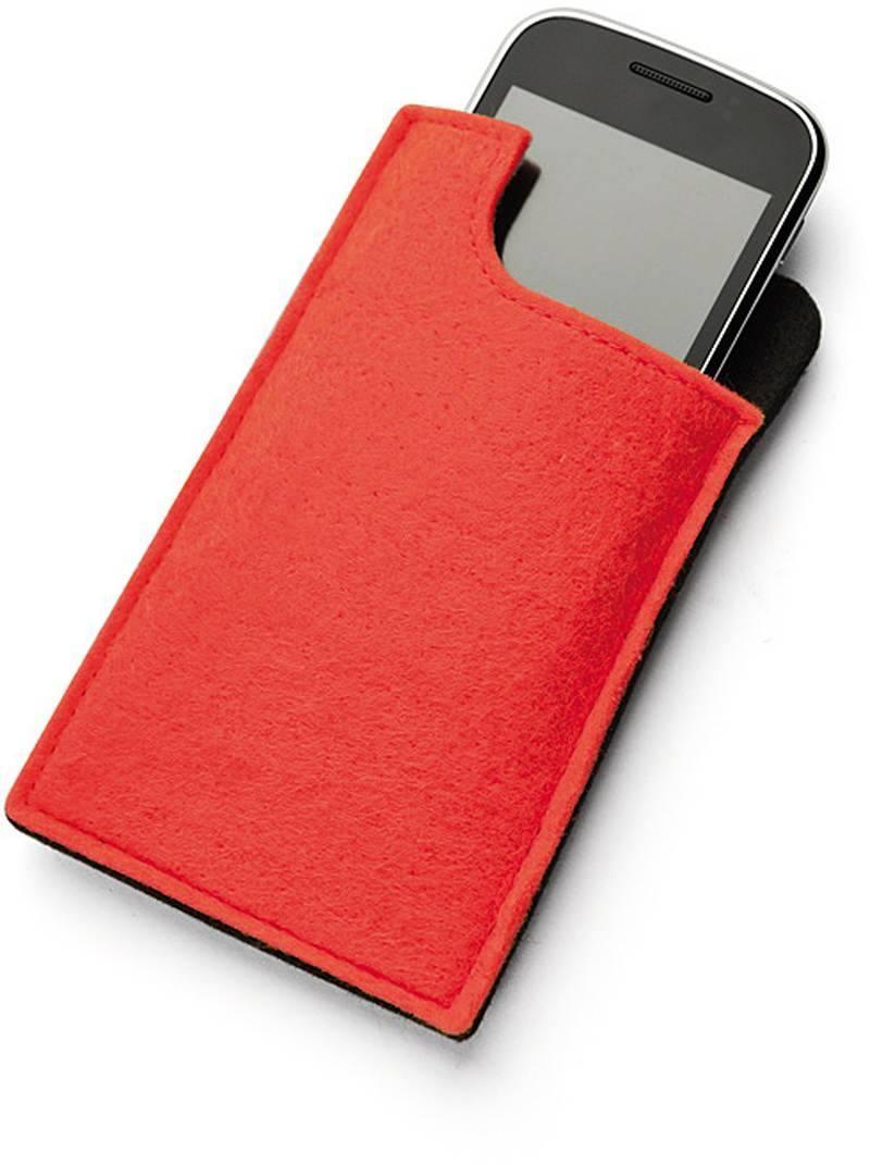 Kapsa na telefon SAKU červená