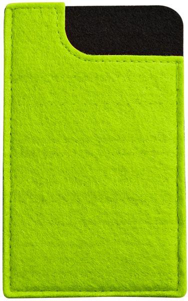 Kapsa na telefon SAKU světle zelená