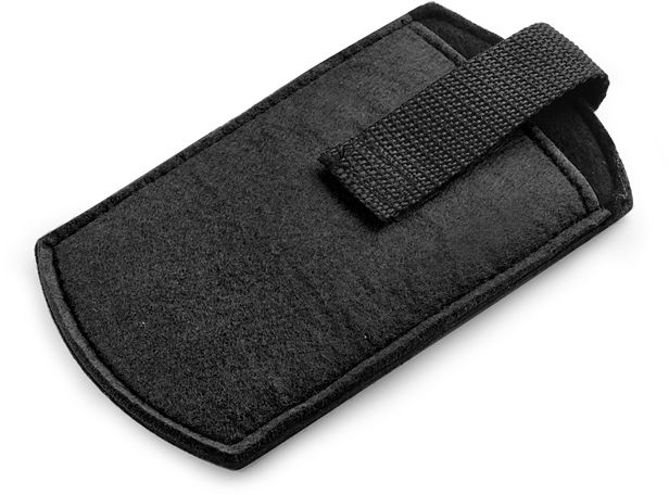 Kapsa na telefon HUKI černá