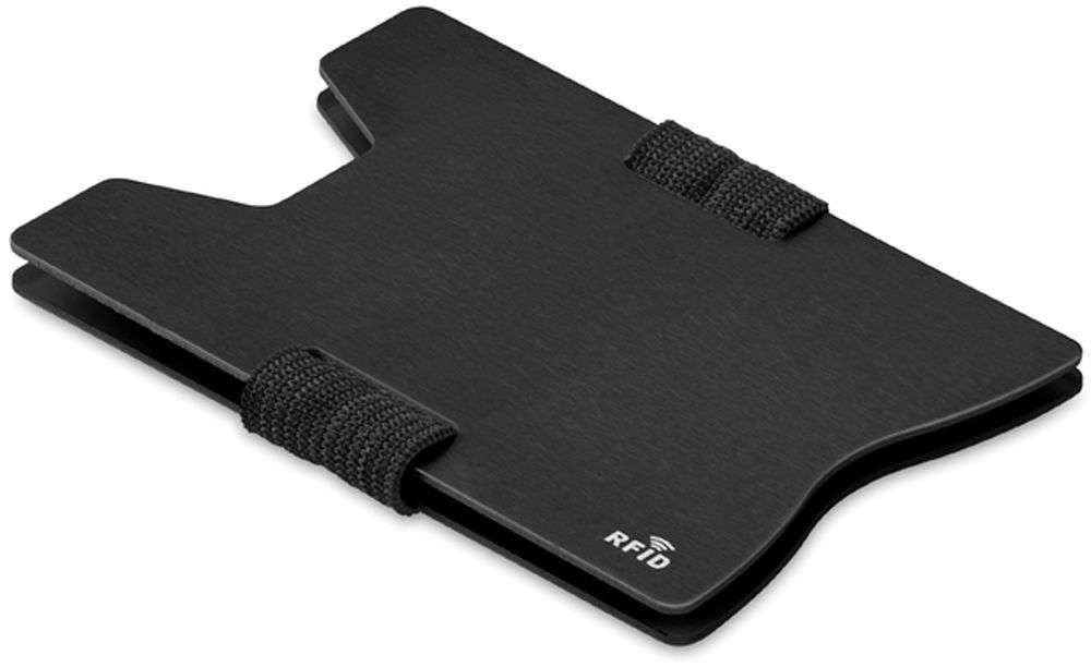 Hliníkové RFID pouzdro