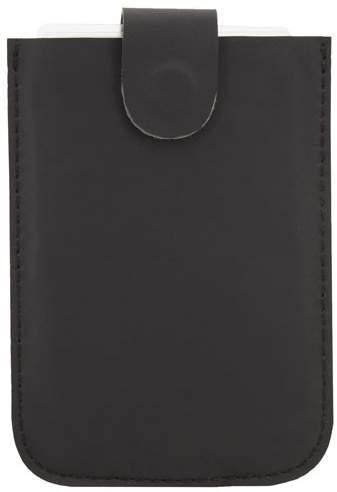 Pouzdro na karty se systémem pro snadné vyjmutí a ochranou RFID, černá