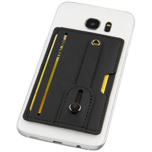 Telefonní pouzdro na karty Prime s RFID s řemínkem