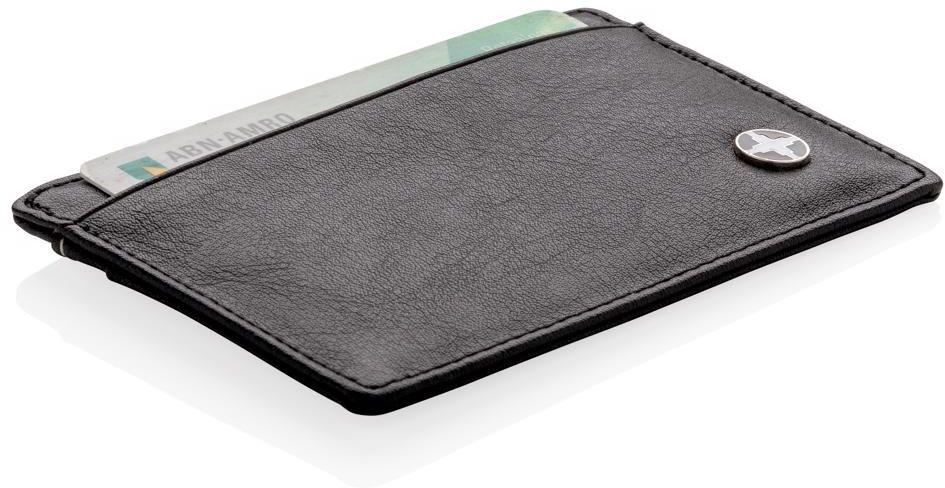 PU obal na karty s RFID ochranou