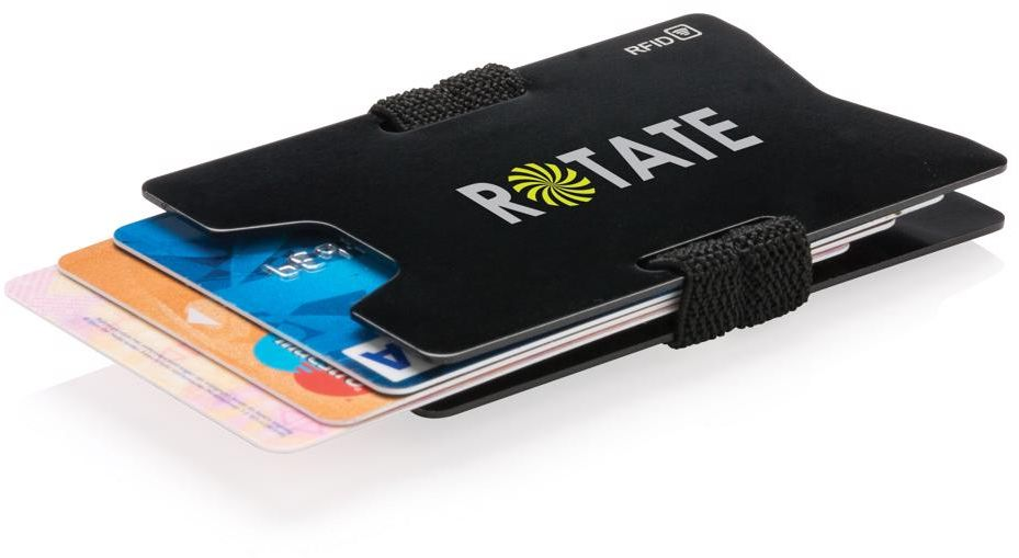 Minimalistické pouzdro na karty s RFID ochranou