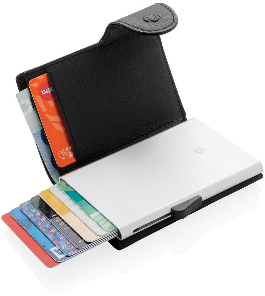 RFID pouzdro C-Secure na karty a bankovky