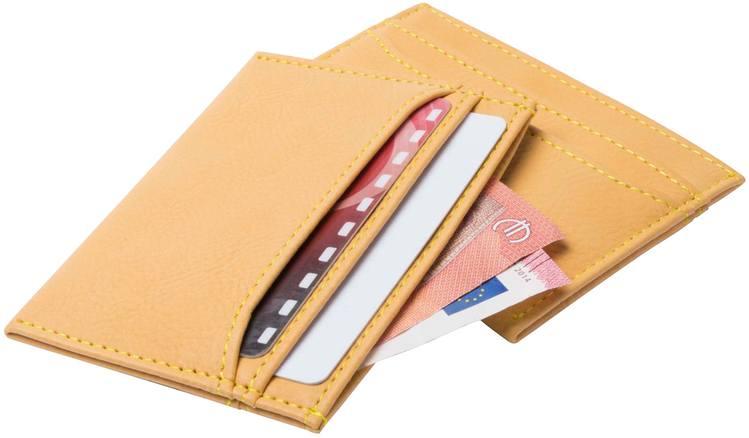 Colik obal na kreditní karty