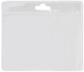 Držák na karty transparentní