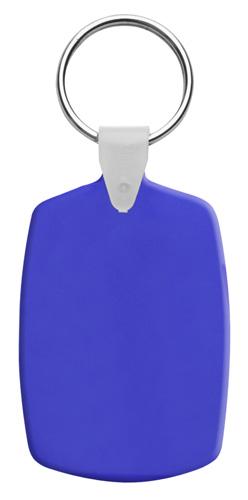 Slice modrý přívěsek na klíče