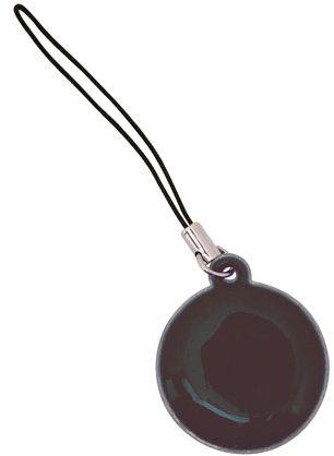 Saki černý hadřík na displej