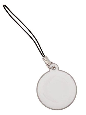 Saki bílý hadřík na displej