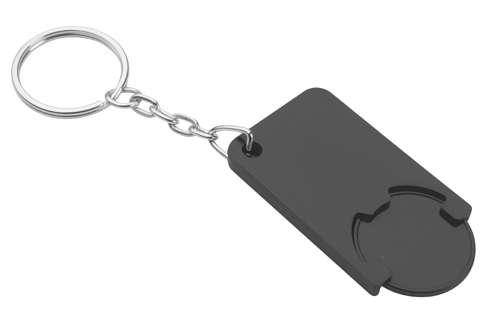 Beka černá klíčenka na mince