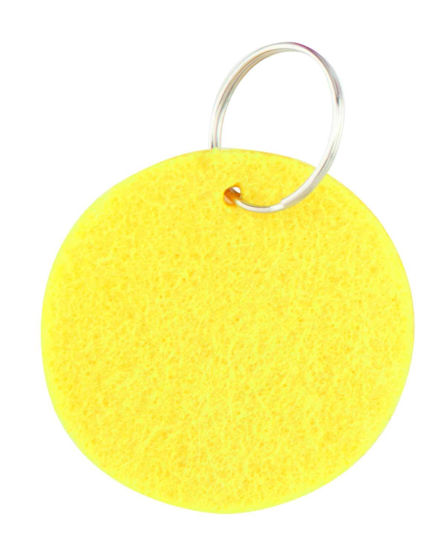 Nicles žlutá klíčenka