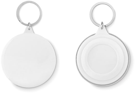 Pin ring Odznak klíčenka