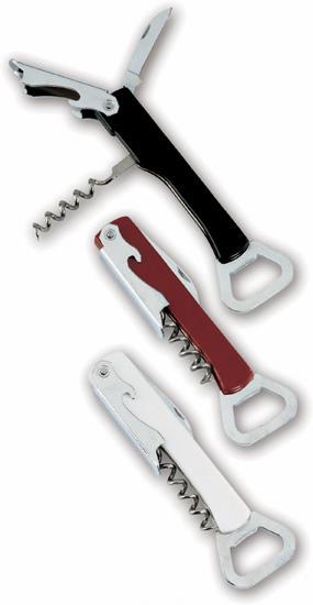 Bílý číšnický nůž