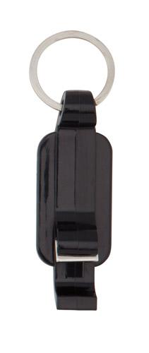 Endor černá klíčenka