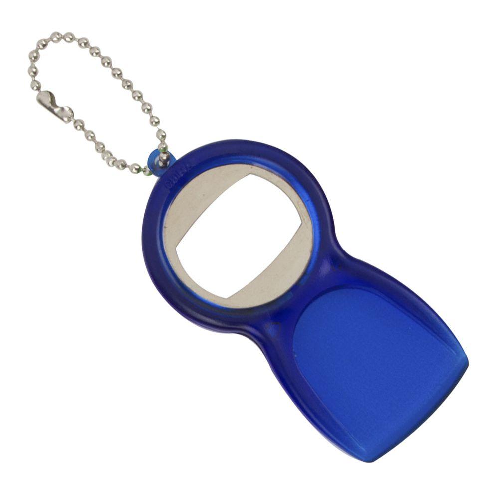 Otvírák na láhve modrý