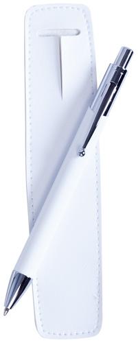 Gavin bílé kuličkové pero