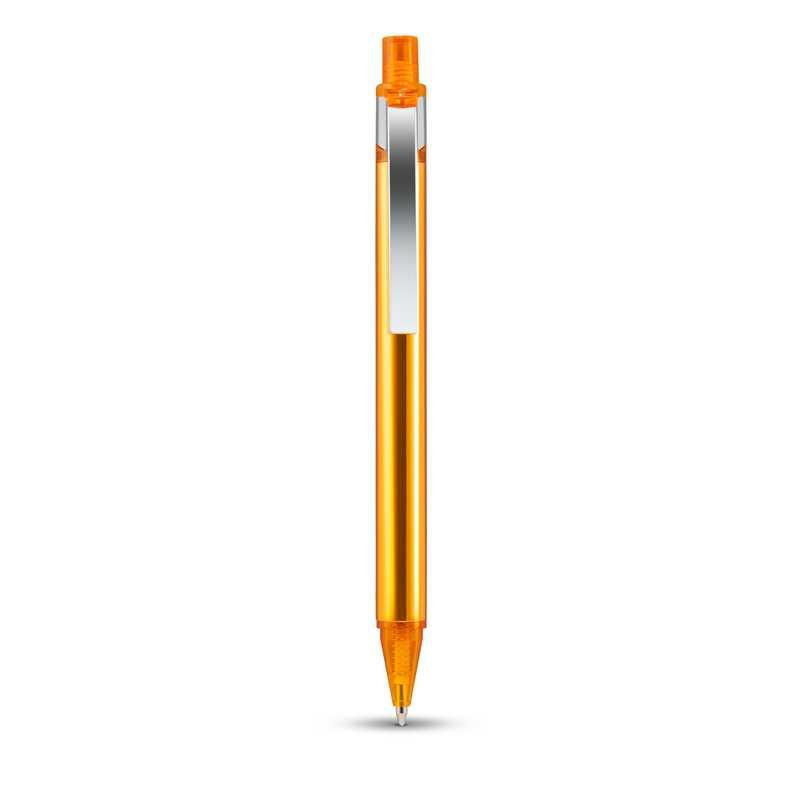 Jinju oranžové kuličkové pero