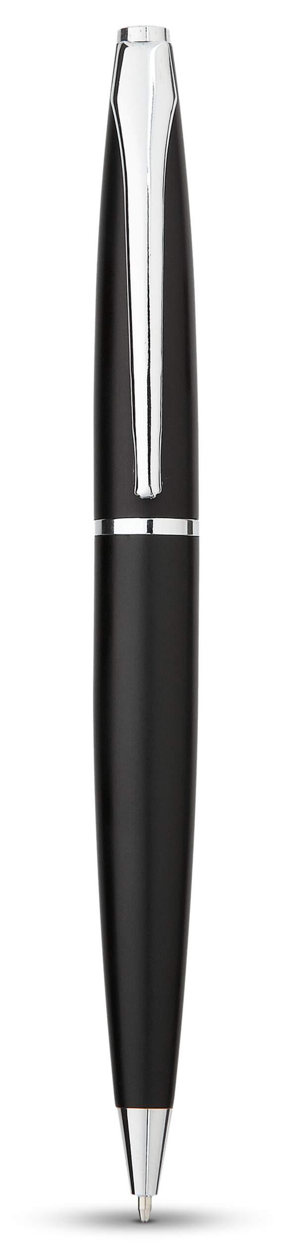 Uppsala černé kuličkové pero