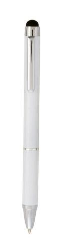Lisden bílé dotykové kuličkové pero