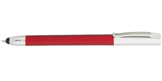 Yori červené dotykové kuličkové pero