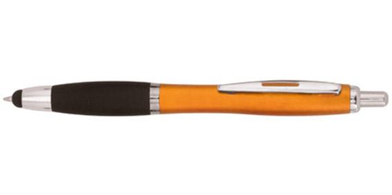 Fatrus oranžové dotykové kuličkové pero