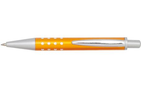 Hesia oranžové mini kuličkové pero