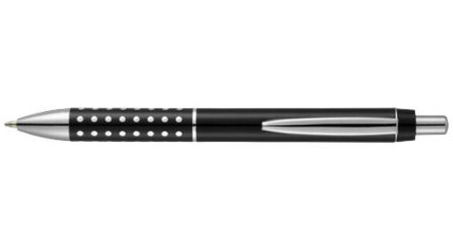 Černé kuličkové pero Bling