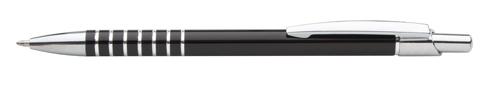 Vesta černé kuličkové pero