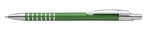 Vesta zelené kuličkové pero