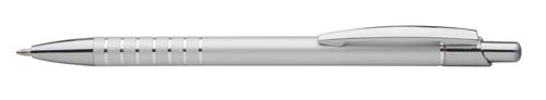 Vesta stříbrné kuličkové pero