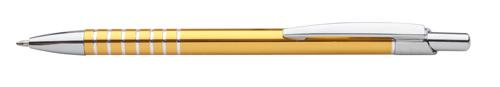 Vesta zlaté kuličkové pero