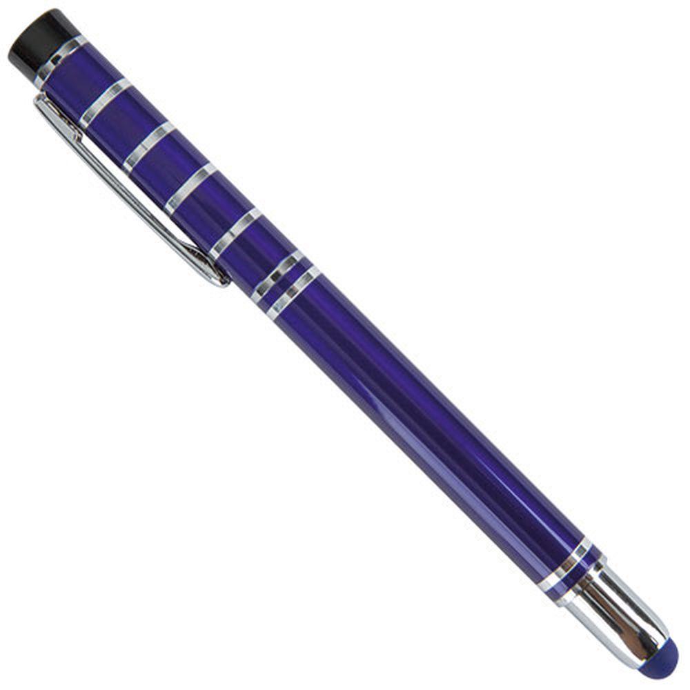 Kovové pero Highline modré