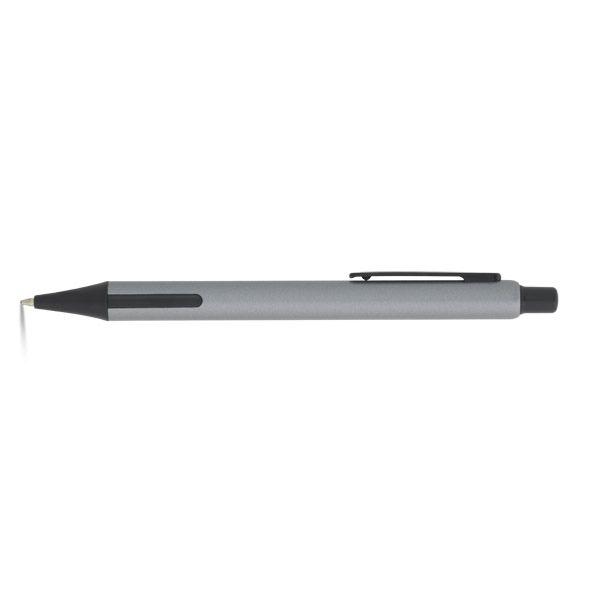 Hliníkové kuličkové pero grafitové