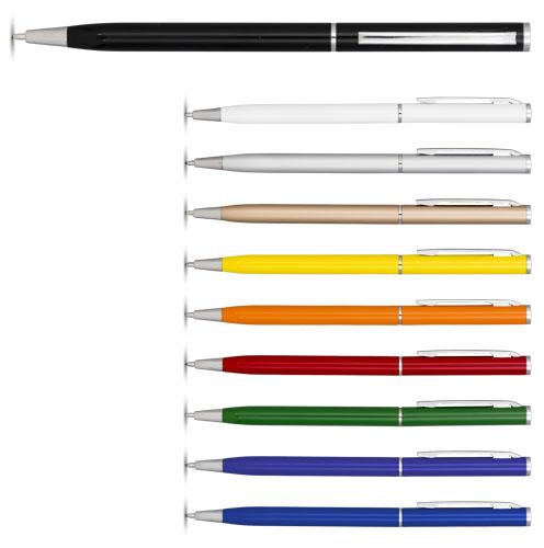 Tenké hliníkové kuličkové pero