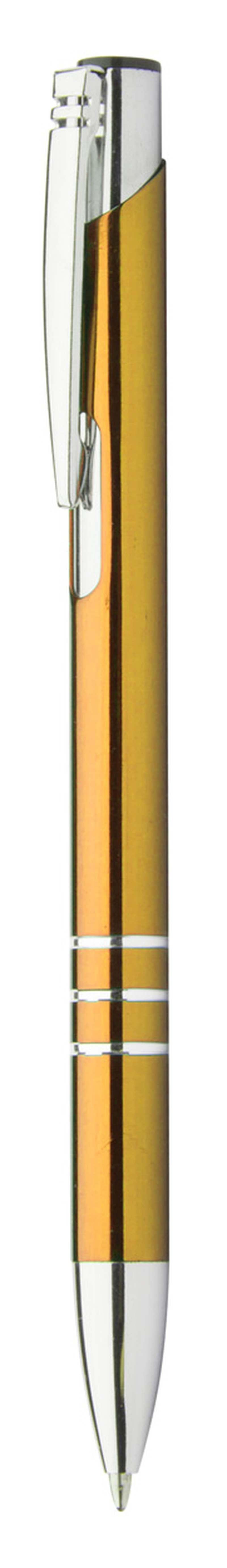 Kuličkové pero Channel Black