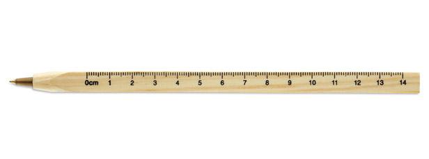 Dřevěné kuličkové pero Woodave